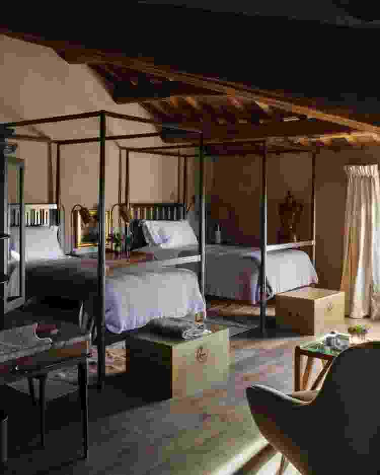 Hotel Reschio fica em um castelo de mais de mil anos (11) - Divulgação - Divulgação