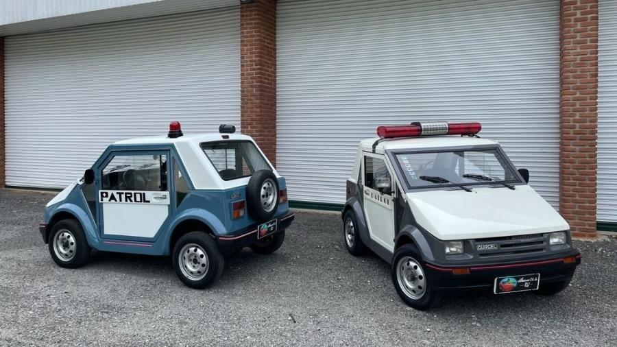 Gurgel Patrol, a menor viatura do Brasil, hoje integra coleção e tem apenas 2 exemplares. ambos projetados para patrulhamento - Garage Brazil