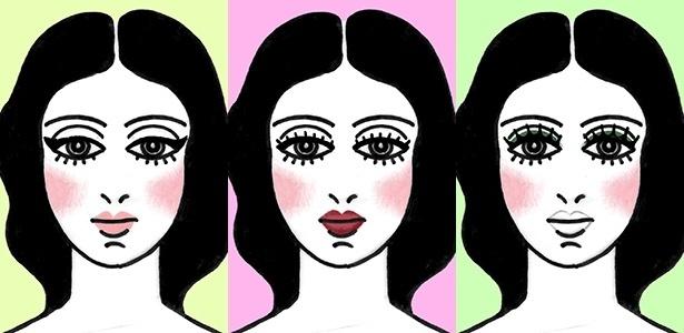 Veja dicas fáceis para usar qualquer cor de batom - Jotapê Pabst/UOL
