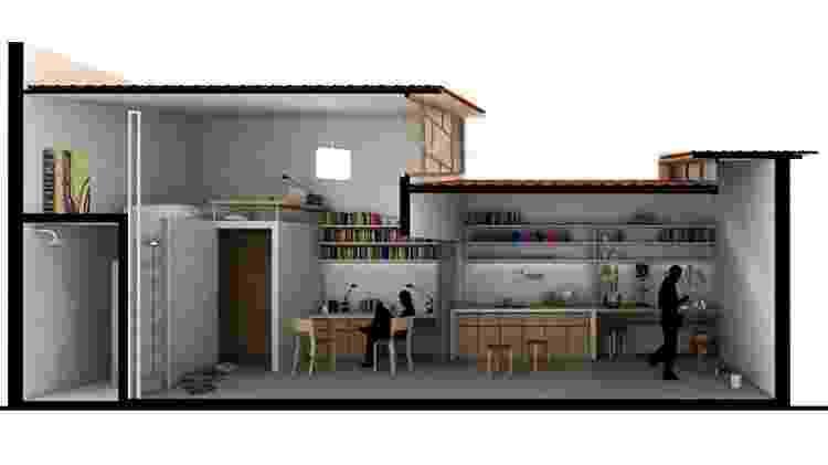 Garoa Arquitetos/ Divulgação