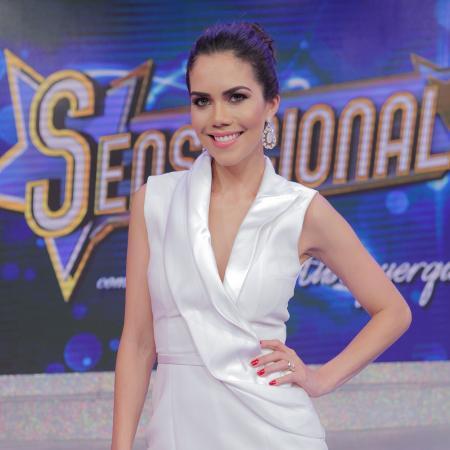 Daniela Albuquerque, um dos rostos da RedeTV! - Artur Igrecias/Divulgação/RedeTV!