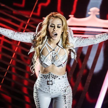 """A cantora Joelma deve ser uma das participantes do especial """"Dancing Brasil"""" - Lucas Lima/UOL"""