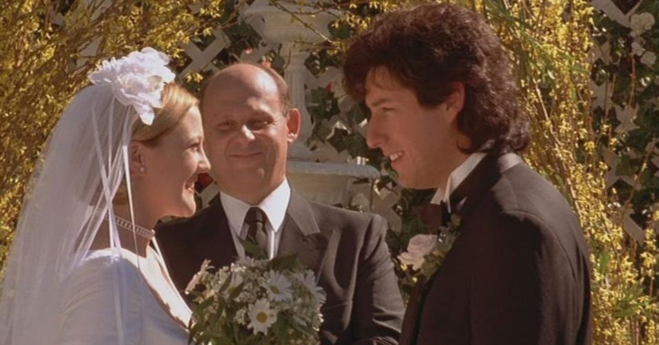 Cena do filme ?Afinado no Amor? (1998), de Frank Coraci