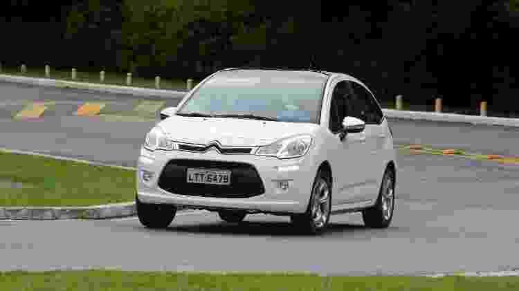 Citroën C3 1.6 16V - Murilo Góes/UOL - Murilo Góes/UOL