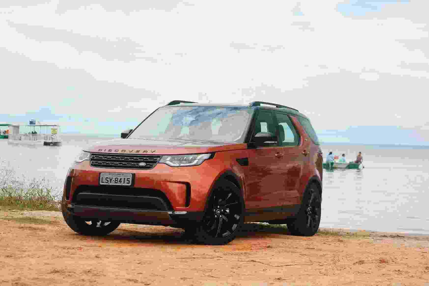 Land Rover Discovery 2018 - Divulgação