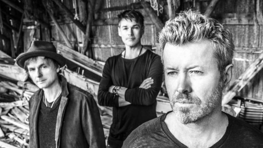 Paul Waaktaar-Savoy, Morten Harket e Magne Furuholmen: O A-Ha de 2017 está desacelerado, mas mais unido - Divulgação