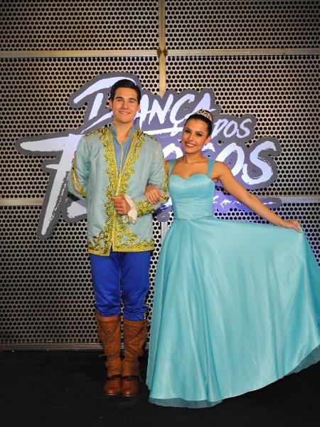 """Nicolas Prattes e Mayara Araújo, terceiro lugar na """"Dança dos Famosos 2017"""" - Samuel Chaves/Brazil News"""