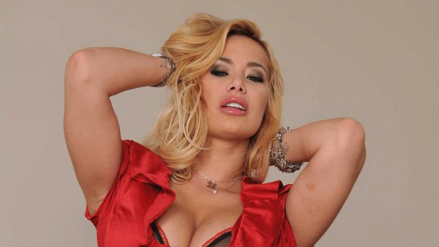 A atriz pornô Shyla Styles morreu sob circunstâncias desconhecidas em novembro de 2017 - Reprodução/Brazzers