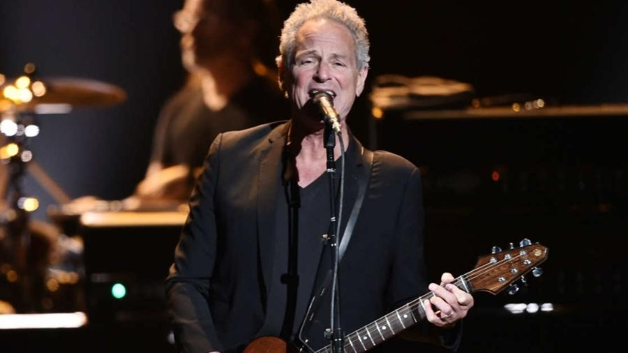 O guitarrista Lindsey Buckingham  - Getty