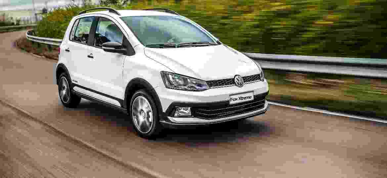 Volkswagen Fox passou por três reestilizações em 15 anos de vida - Divulgação