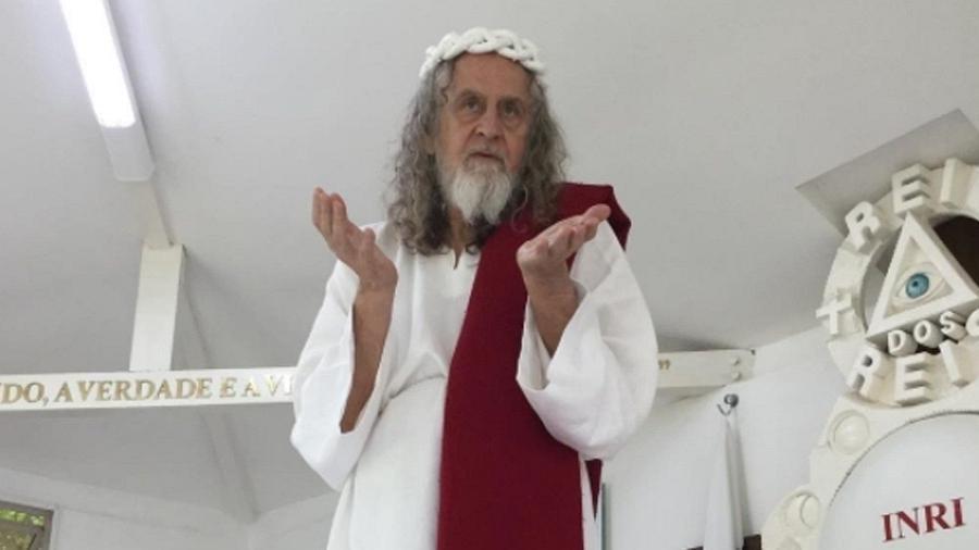 INRI Cristo é tema de exposição na França - Reprodução/Instagram