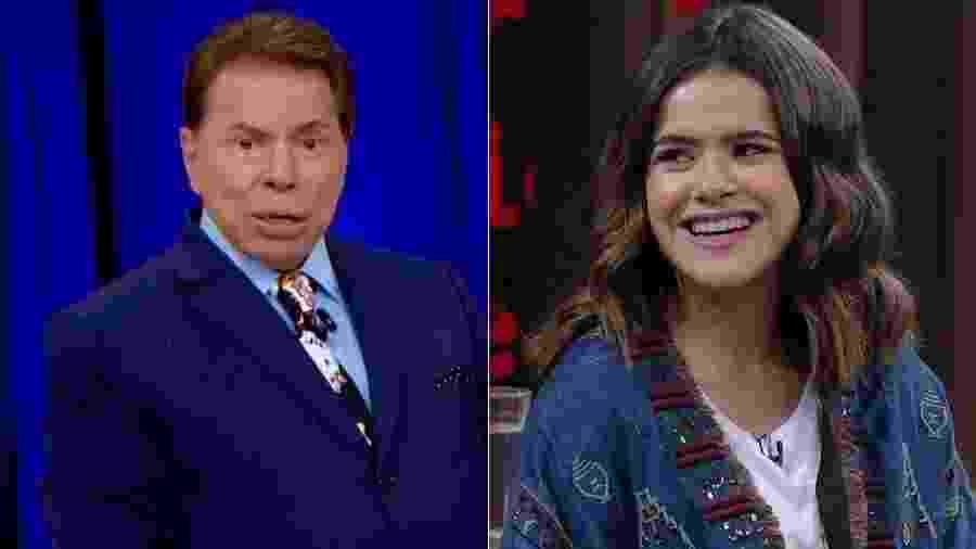 Montagem/UOL/Reprodução/SBT/TV Globo