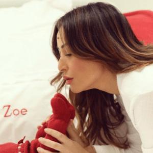 Sabrina Sato com Zoe