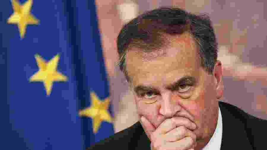 O senador da Liga Norte Roberto Calderoli - Reuters