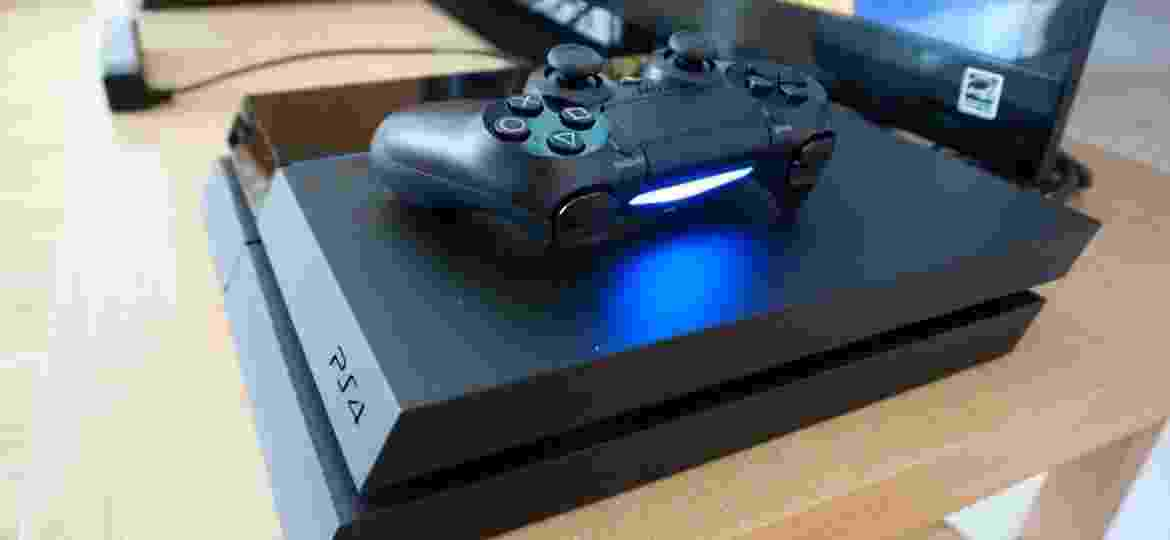 PlayStation 4 - Chris C. Anderson/Business Insider
