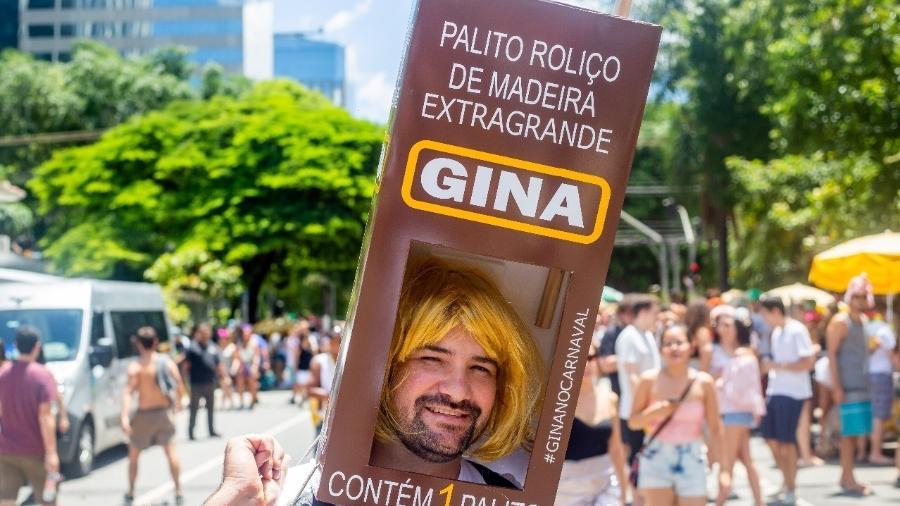 Bloco Sargento Pimenta colore São Paulo - Edson Lopes Jr./Uol