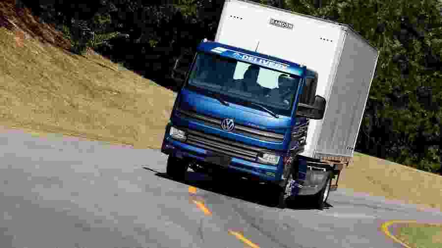Volkswagen e-Delivery caminhão elétrico - Divulgação