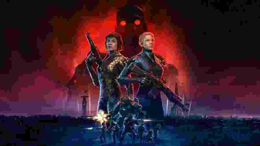 """""""Wolfenstein: Youngblood"""" é um dos principais lançamentos da semana - Divulgação"""