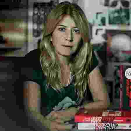 A escritora e criminóloga Ilana Casoy - Reprodução/Facebook
