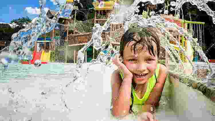Hotibum: atração pensada especialmente para as crianças - Divulgação - Divulgação