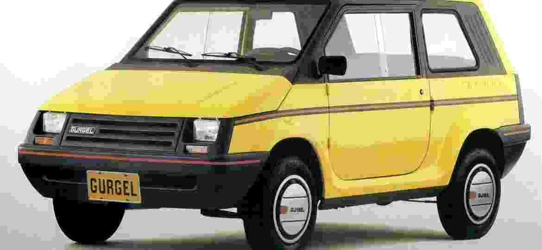 BR-800 foi a realização do sonhado carro popular de Gurgel - Divulgação