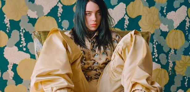 Garota-prodígio da música pop   Billie Eilish já tem disco novo, feito na quarentena; saiba o que esperar