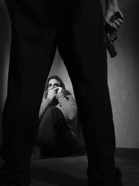 Aumenta a violência contra a mulher em tempos de pandemia - Getty Images