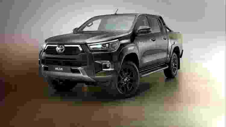 Toyota Hilux 1 - Divulgação - Divulgação