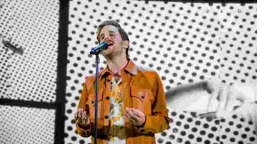 16.05.2020 - Ben Platt canta no especial virtual Graduate Together - Getty Images for EIF & XQ