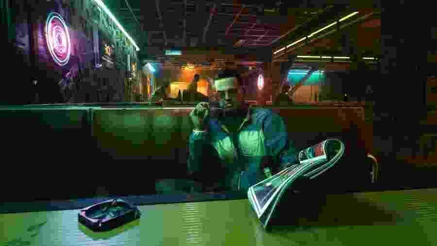 Cyberpunk 2077 agora vai demorar mais 21 dias para ser lançado - Divulgação/CD Projekt Red