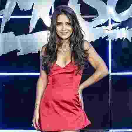 """Giullia Buscacio é uma das concorrentes em """"Dança dos Famosos"""" - Divulgação"""