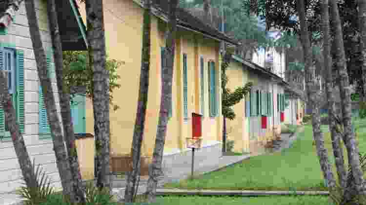 Vila de Itatinga, em Bertioga - Eduardo Vessoni - Eduardo Vessoni