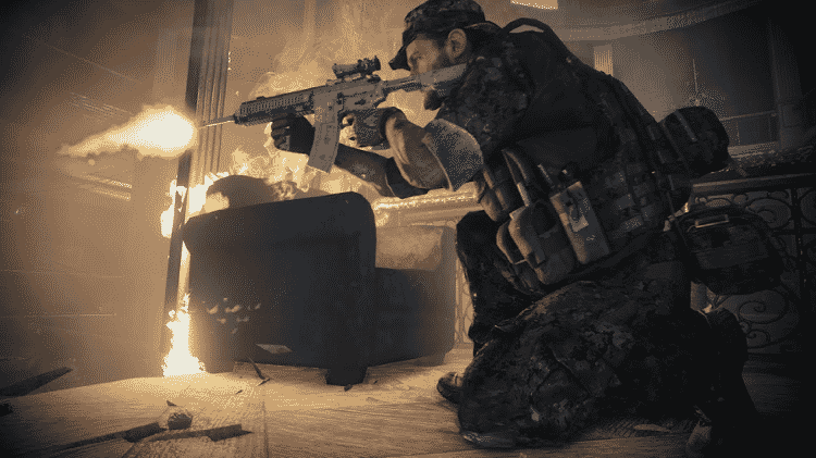 Medal of Honor: Warfighter - Divulgação (Electronic Arts) - Divulgação (Electronic Arts)