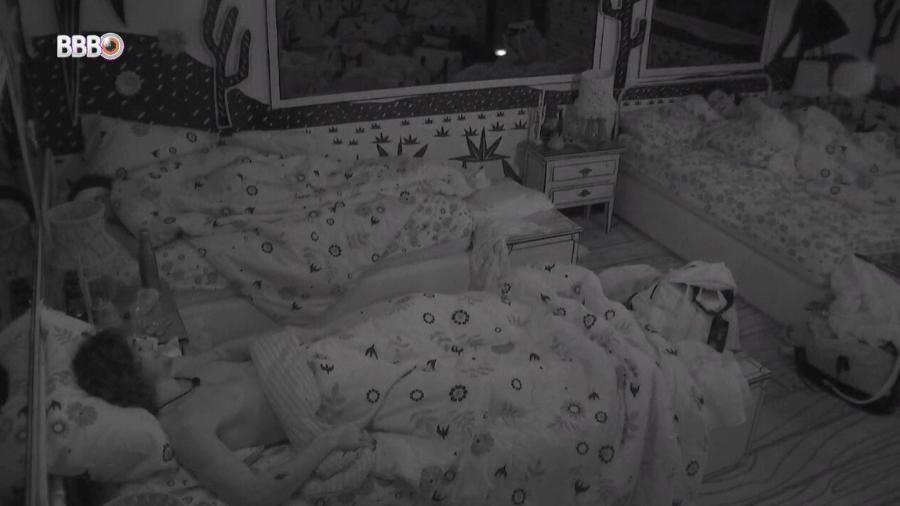 BBB 21: Fiuk se nega a dormir na mesma cama com Juliette - Reprodução/Globoplay