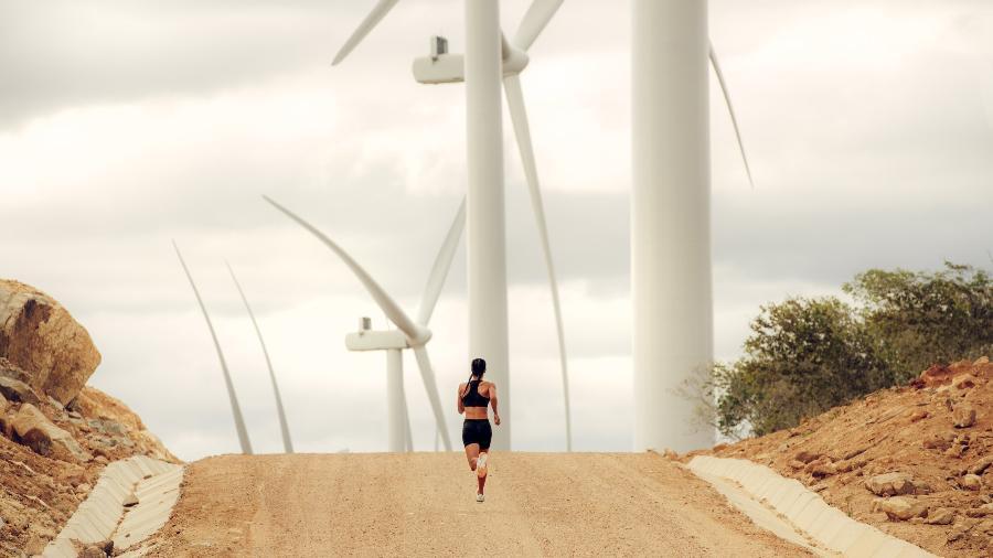 Empresa de calçados Vulcabras abastecerá fábricas com energia eólica em 2022 - Divulgação