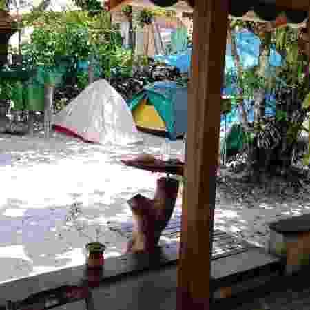 Pousada e Camping do Clodo - Divulgação - Divulgação