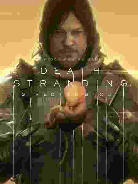 Death Stranding capa do jogo - Reprodução/START - Reprodução/START
