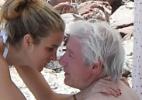 Richard Gere é fotografado com nova namorada em praia da Itália - AKM-GSI