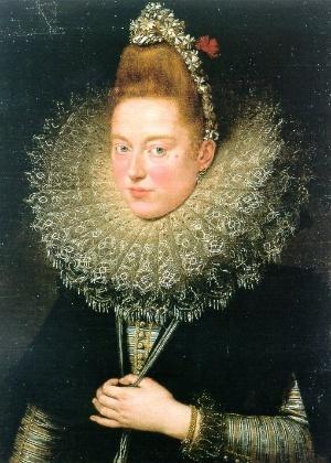 """""""La Dama delle Licnidi"""", do pintor flamengo Peter Paul Rubens, que foi roubado na Itália - Reprodução"""