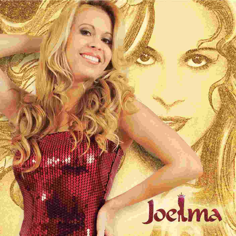 Capa do primeiro disco da carreira solo de Joelma, lançado no dia 29 de abril - Divulgação