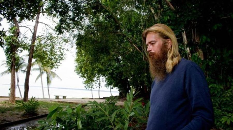 Anton Pilipa ficou desaparecido por cinco anos e foi encontrado no Brasil - Alberto César Araújo
