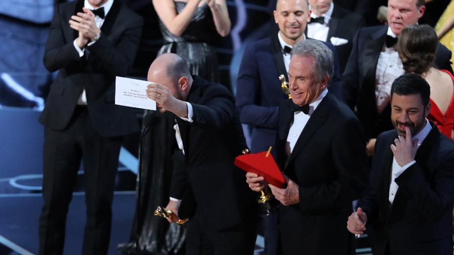 Estatueta do Oscar -  REUTERS/Lucy Nicholson