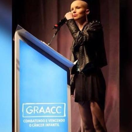 Ana Carolina Ferreira Freitas venceu um câncer e estuda para ser oncologista - Arquivo pessoal