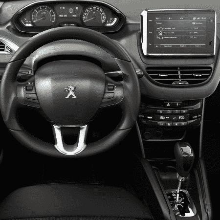 Peugeot 208 2008 AT6 - Divulgação - Divulgação