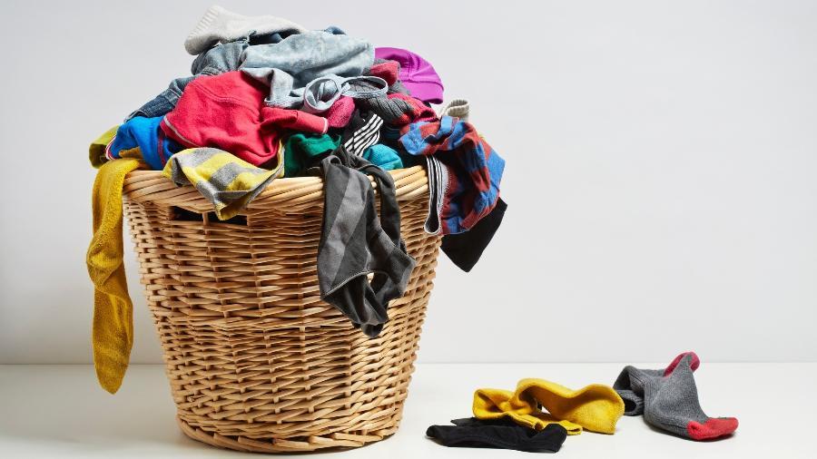 economizar na hora de lavar roupa