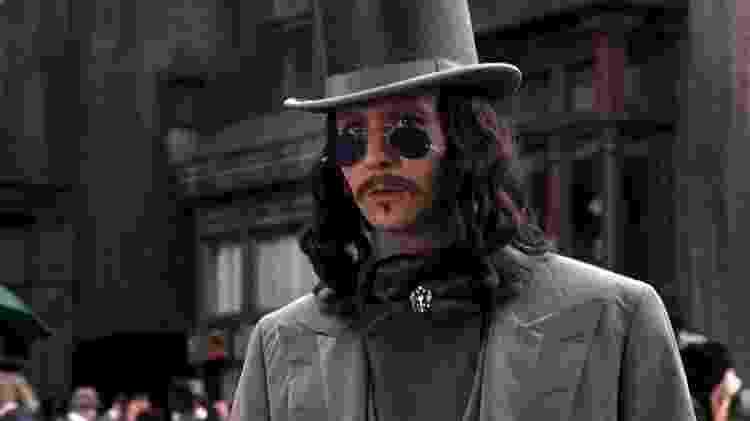 Drácula (Gary Oldman) no filme de mesmo nome - Reprodução - Reprodução