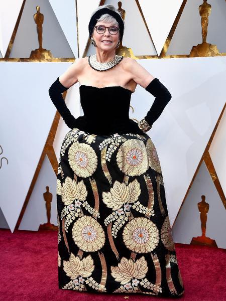 Rita Moreno no Oscar 2018 - Getty Images