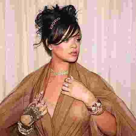 A produção de Rihanna para o Coachella - Reprodução/Instagram