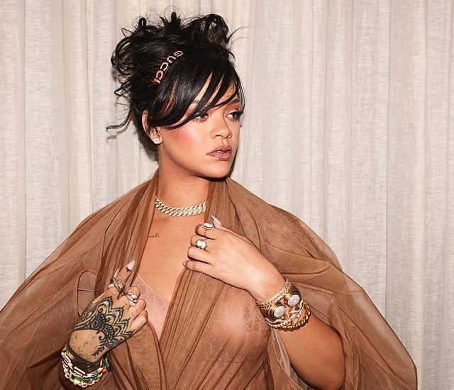 A produção de Rihanna para o Coachella
