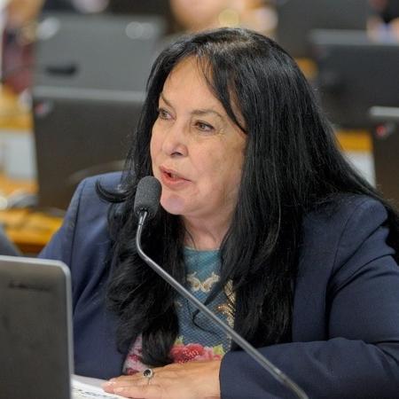 A senadora Rose de Freitas (MDS-ES) - Pedro França/Agência Senado